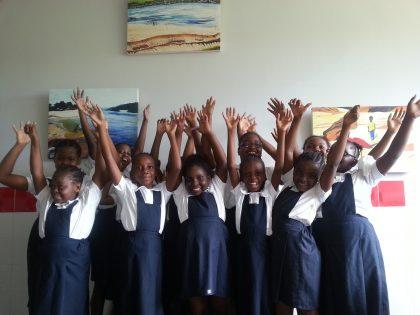 élèves du primaire