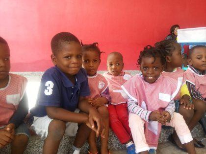 élèves de la maternelle