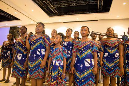 Chorale aux 10 ans de Liziba